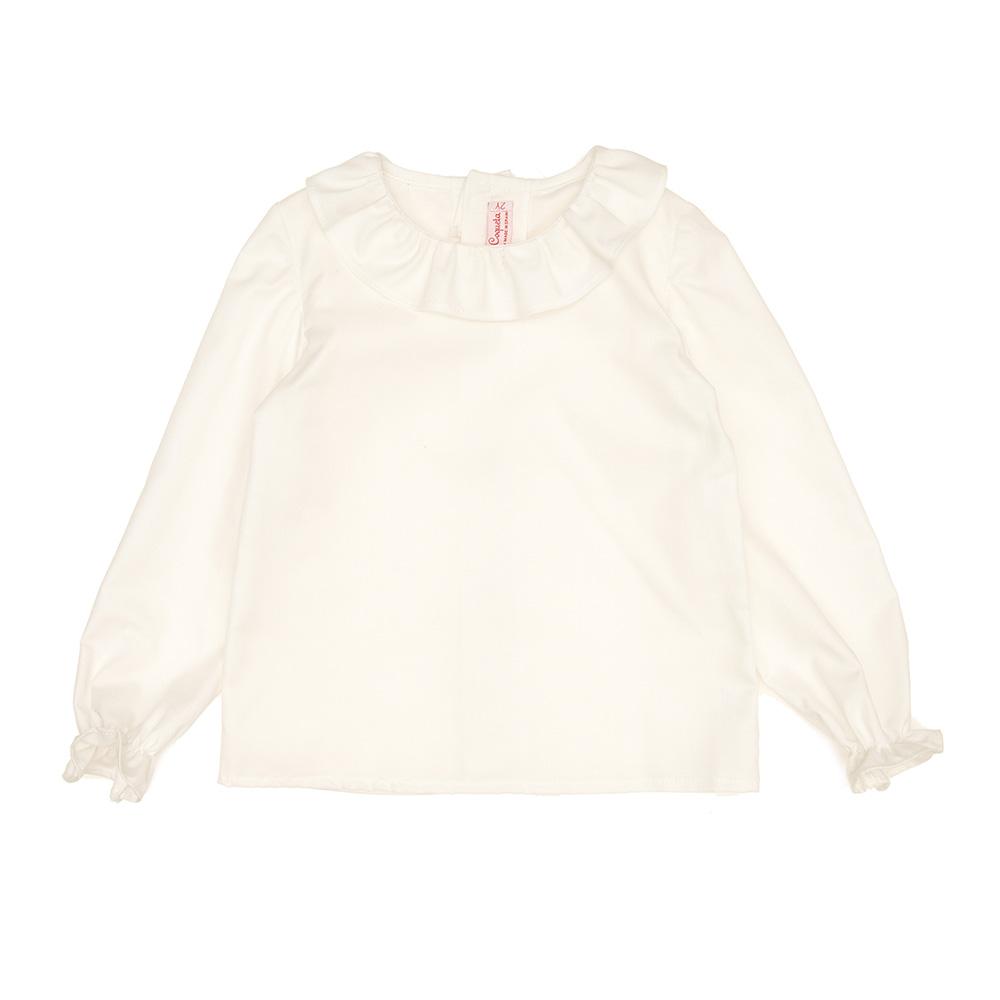 Jacobina Girls Shirt £34.00 www.lacoquetakids.com