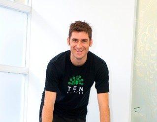 Luke Meessmann of Tenpilates
