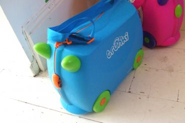 You can forget about travelling light with a baby
