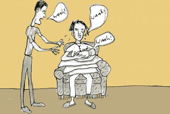 Illustration by Emily Jenkinson www.theladybites.co.uk
