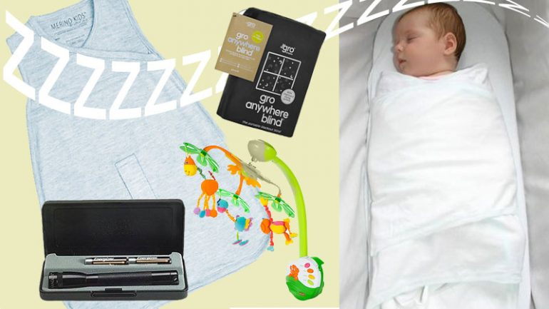 Harriet Dyball's top five sleep kit recommendations
