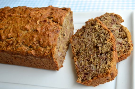 Dr Rana Conway's banana bread: simple, tasty and easy to make