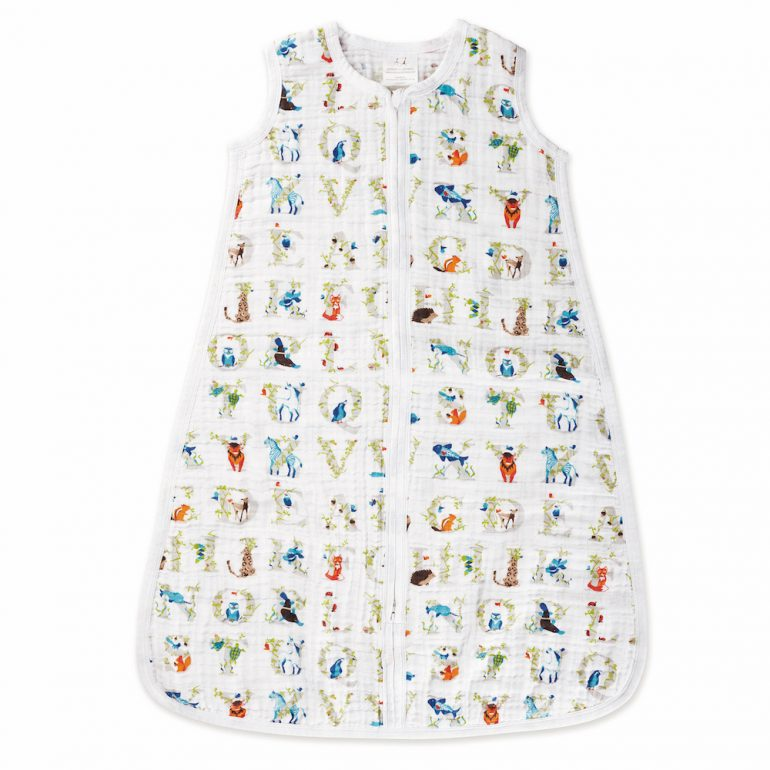 Win! aden + anais paper tales sleeping bag