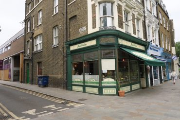 Madeleine cafe SW4