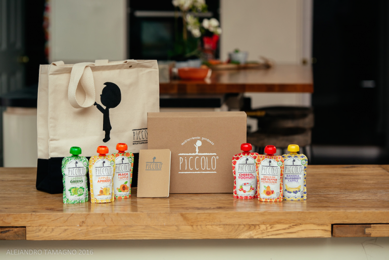 Piccolo nutritious organic food is suitable from 6 months