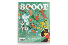 A subscription to Scoop will be a brilliant Christmas present