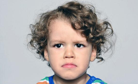What do you do when your child only seems to know one word – NO?
