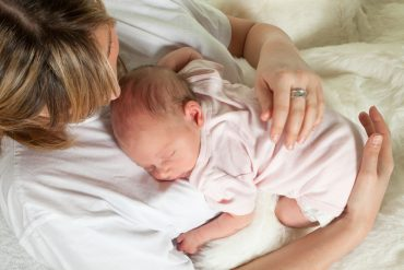 Would you hire a maternity nurse to help you care for your newborn?