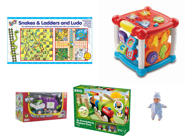 Our pick of the best gender neutral toys
