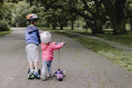 Fun ways to get your child exercising