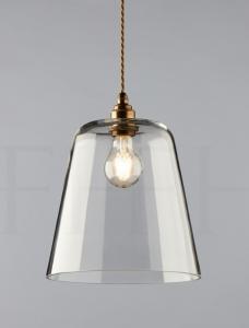 Hector Finch glass bell light