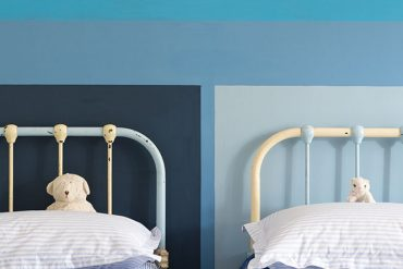 Rule 1: Keep it simple (Picture courtesy of Farrow and Ball)