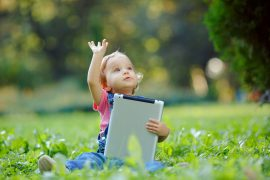 How much is too much screen time for your little one?