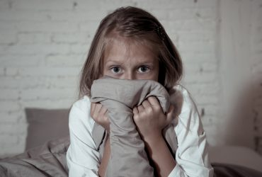 Phobias in children are rare
