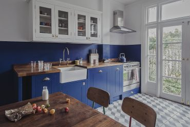 how to repaint your kitchen cupboards