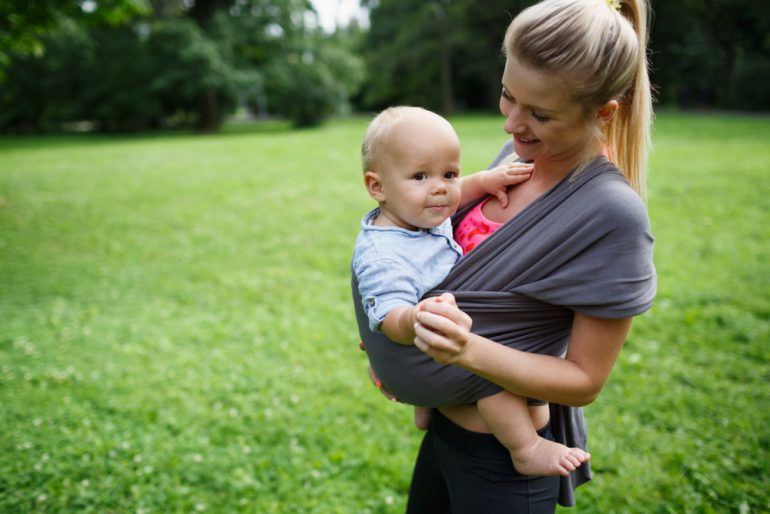 style tips for new mums