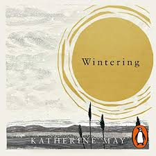 Wintering by Katherine May book cover