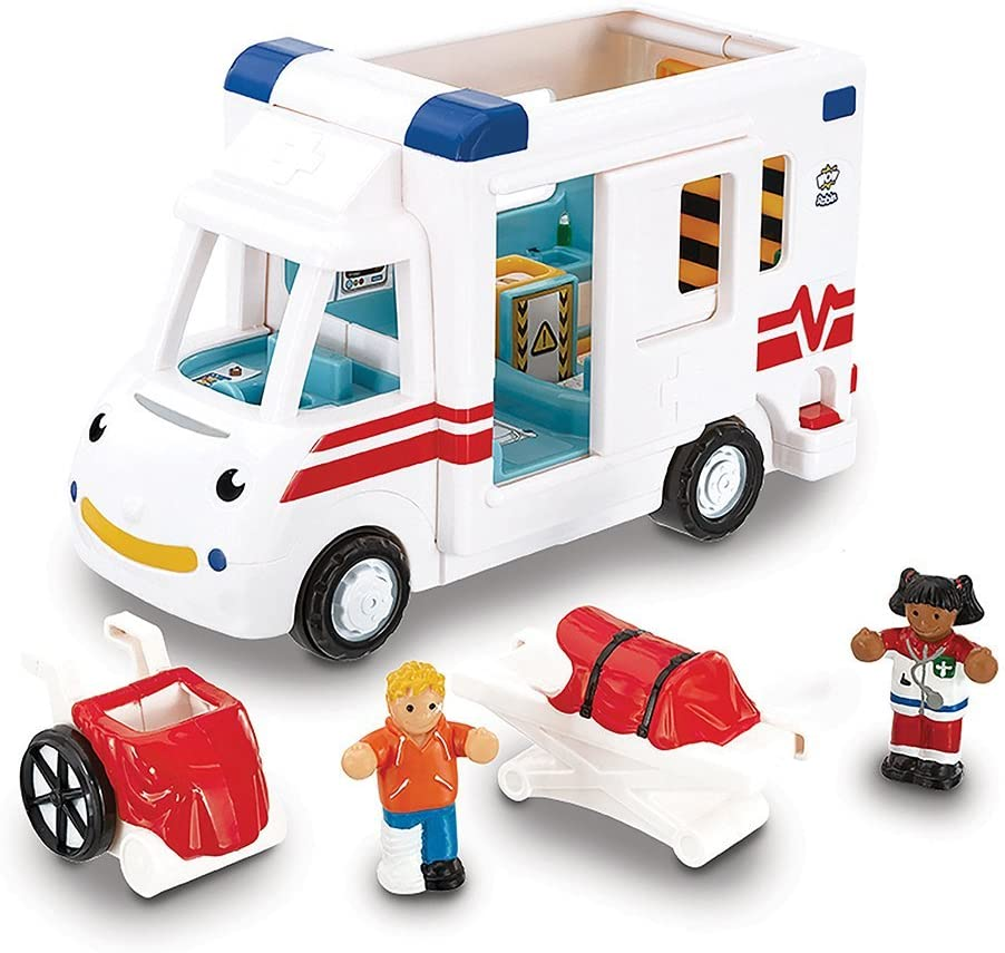 Wow toys Robin ambulance