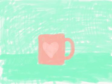 Compassion cup by Anna Tyzack