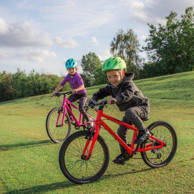 Bike Club is a kids' bike subscription service
