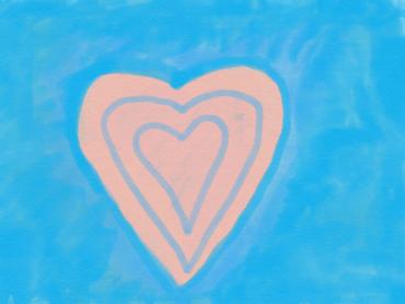 heart by Anna Tyzack