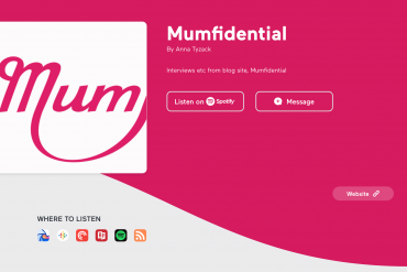 Mumfidential podcast